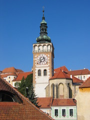 Church Tower in Mikulov