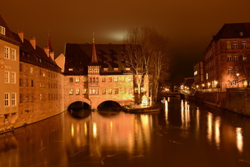 Nuremberg by night