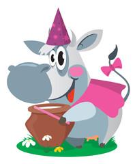 magic milkmaid