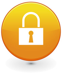 Closed padlock icon