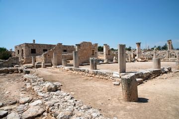 The Sanctuary of Apollo Hylates, Cyprus