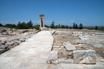 The Sanctuary of Apollo Hylates, Cyprus