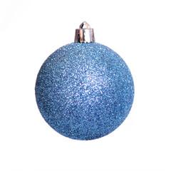 Blue bauble