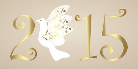 2015,silvester,sylvester,neujahr,jahresbeginn,friedenstaube