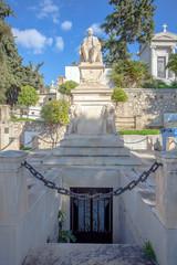 Friedhof in Athen