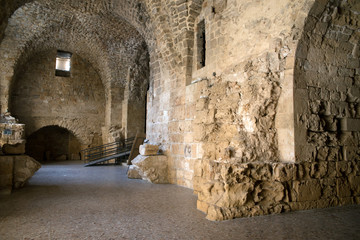 Acre, Israel - Citadel and prison