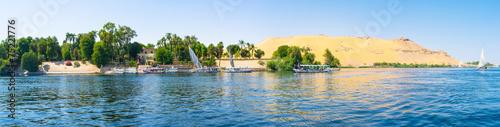 Papiers peints Egypte The lush garden