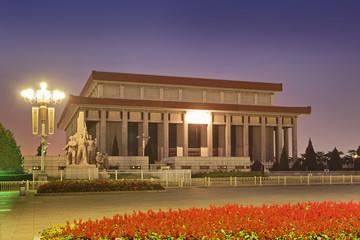 China Tiananmen Mausoleum North