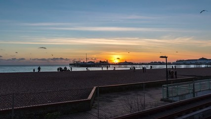 Brighton timelapse