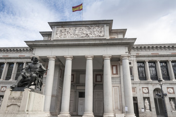 Prado museum, Madrid (Spain)