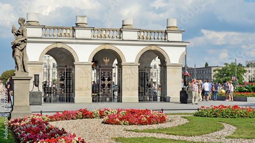 Tomb of the Unknown Soldier. Poland Warsaw - 75223139