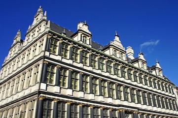 Historisches Rathaus in GENT ( Belgien )