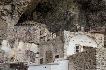 sumela Monastery in Turkey