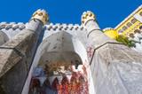 Fototapeta Pena National Palace in Sintra, Portugal