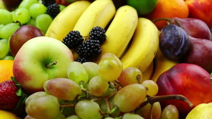 Tropical Fruits and Berries