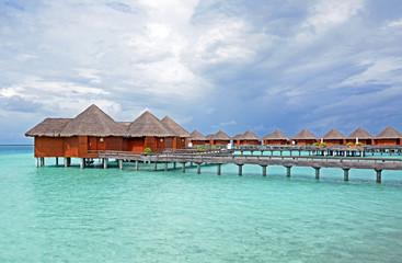 Baros Island, Ari Atoll, Malediven