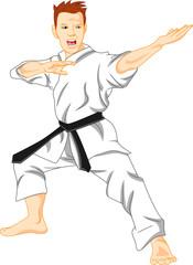 master of karate (martial art)