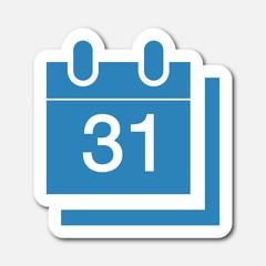 Logo agenda. 31.