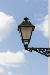 Strassenlaterne, street lamp