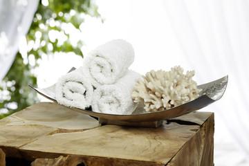 Spa, Wellness Assesoires, Lotion, Handtücher,Badetücher