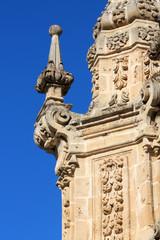 Dettagli architettonici barocco