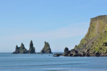 Пейзажи Исландии, Атлантический океан