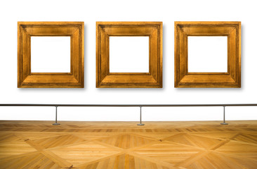 quadri al museo