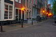 street of Amsterdam, the Netherlands