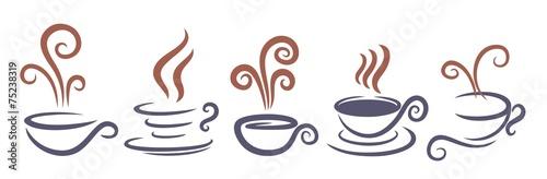 Кофейные чашки - 75238319