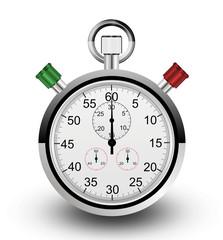 cronometro tricolore