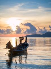 Boat in Phuket Thailand