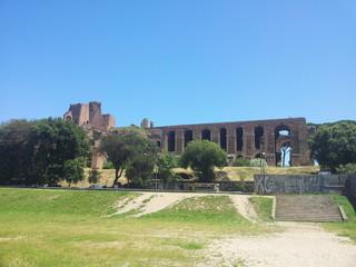Caracalla thermal bath rome