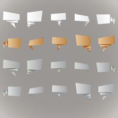 origami-graphic-elements