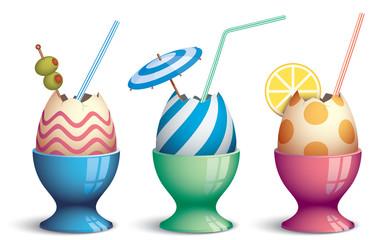 Easter cocktails