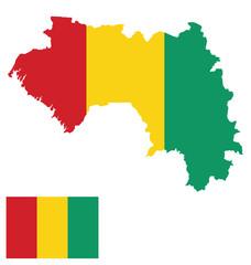 Flag of the Republic of Guinea