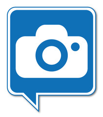 Logo appareil photo.