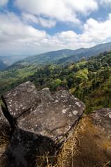 peak mountain monjong ChiangMai Thailand