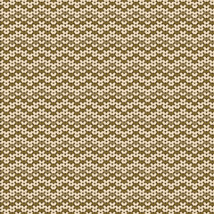 seamless zigzag vector knitted background