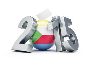 Parliamentary elections in Comoros 2015