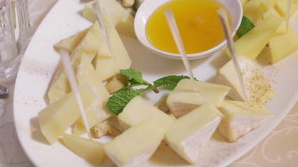 Assorti cheese
