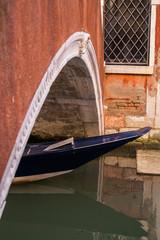 Gondola, Venezia, Veneto, Italia
