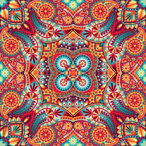 Kerchief vector pattern