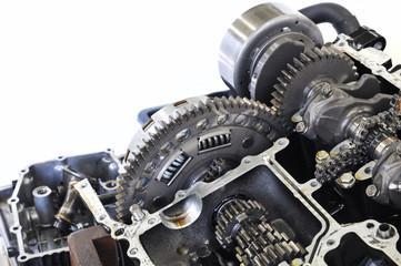 アイクエンジンの整備