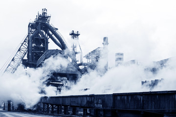 Iron and steel industry landscape