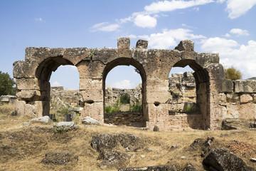 Aphrodisias ruin in Turkey