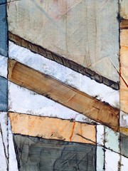 a detail from an abstract watercolor painting