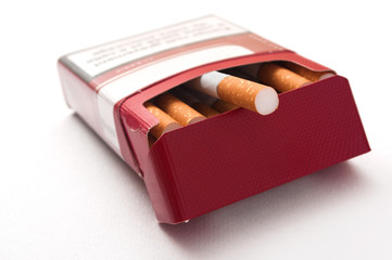 paquet de cigarette