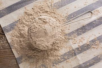Colino con farina di segale
