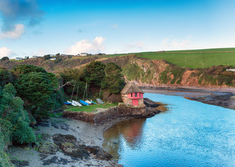 Bantham in Devon