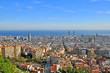 Barcelona cityscape